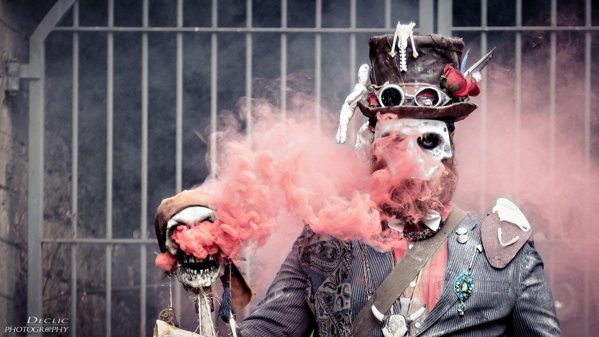 Steampunk Smoke Vaudou