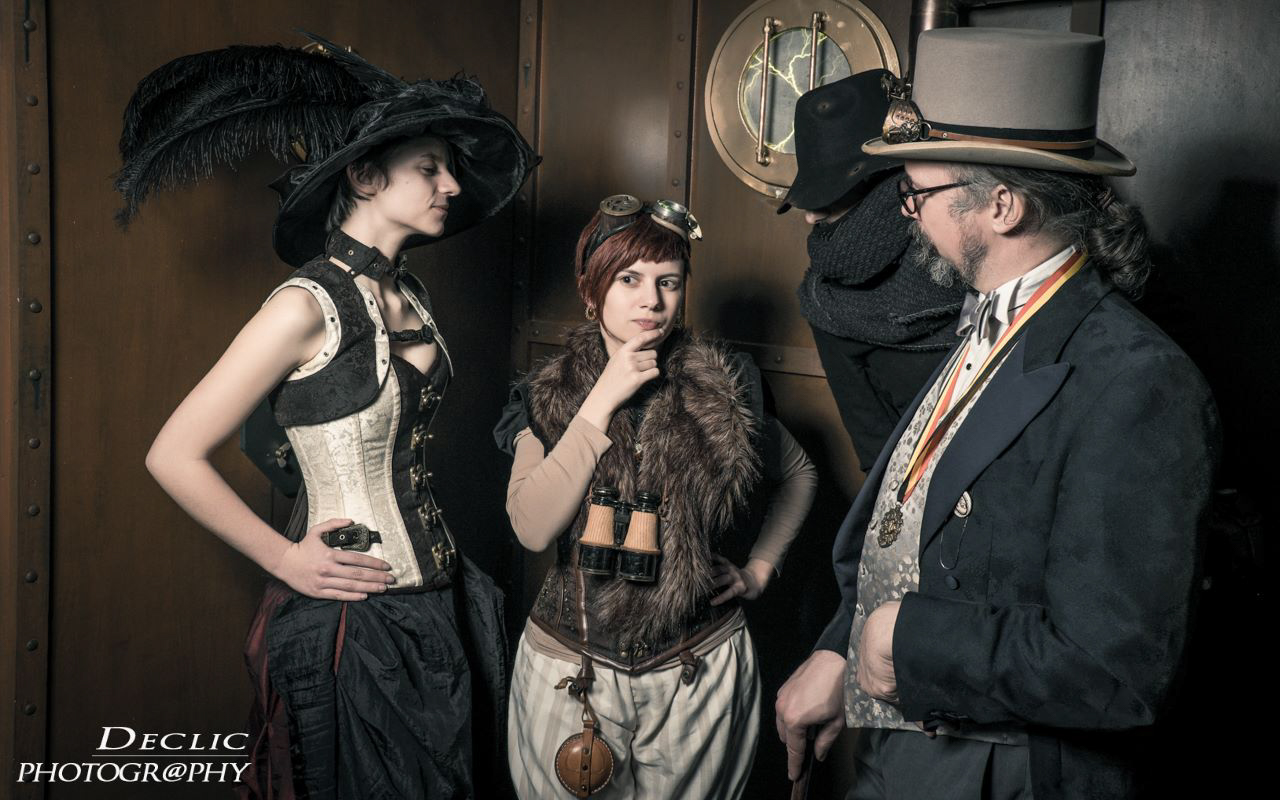 Steampunk groupe