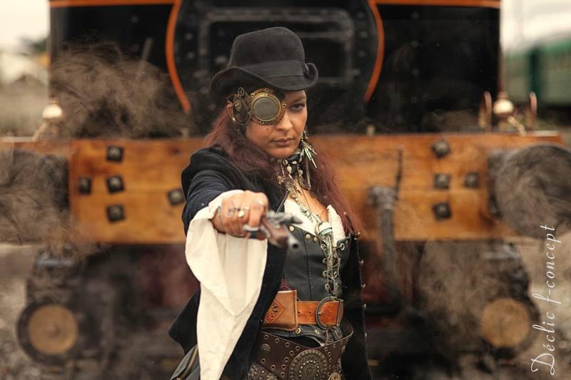 portrait lady locomotive