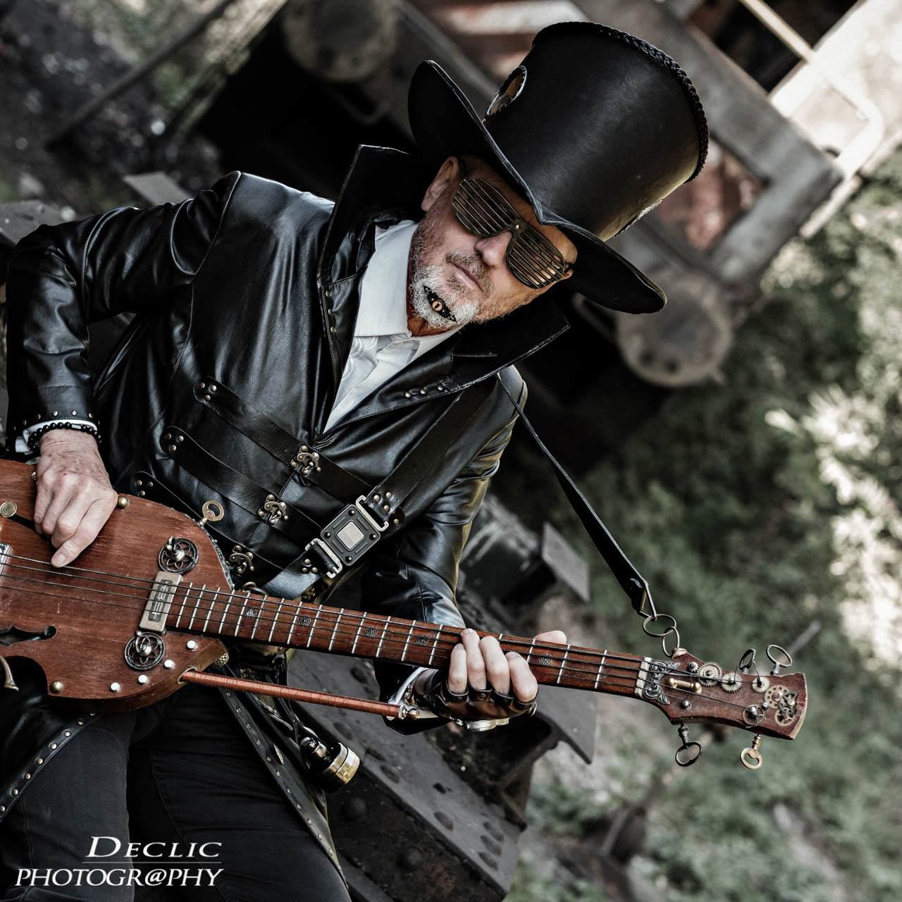 Steampunk Musician