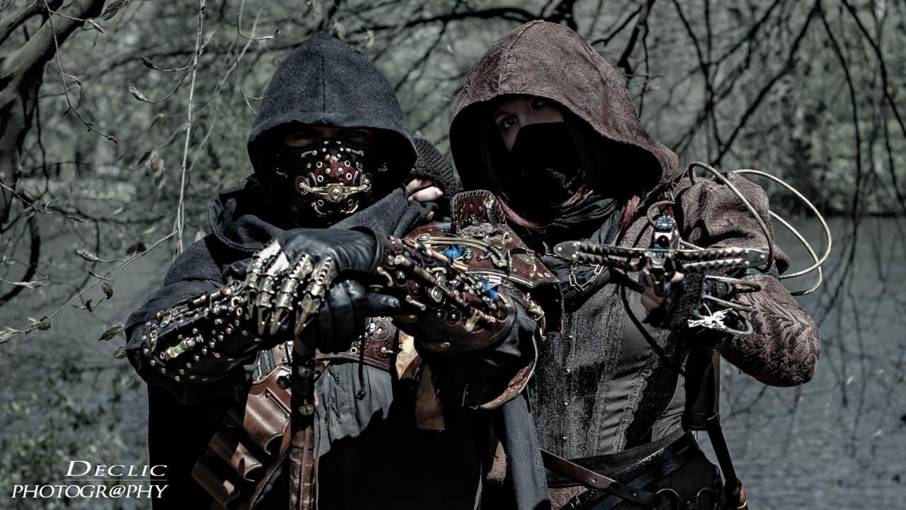 Steampunk Assassin's