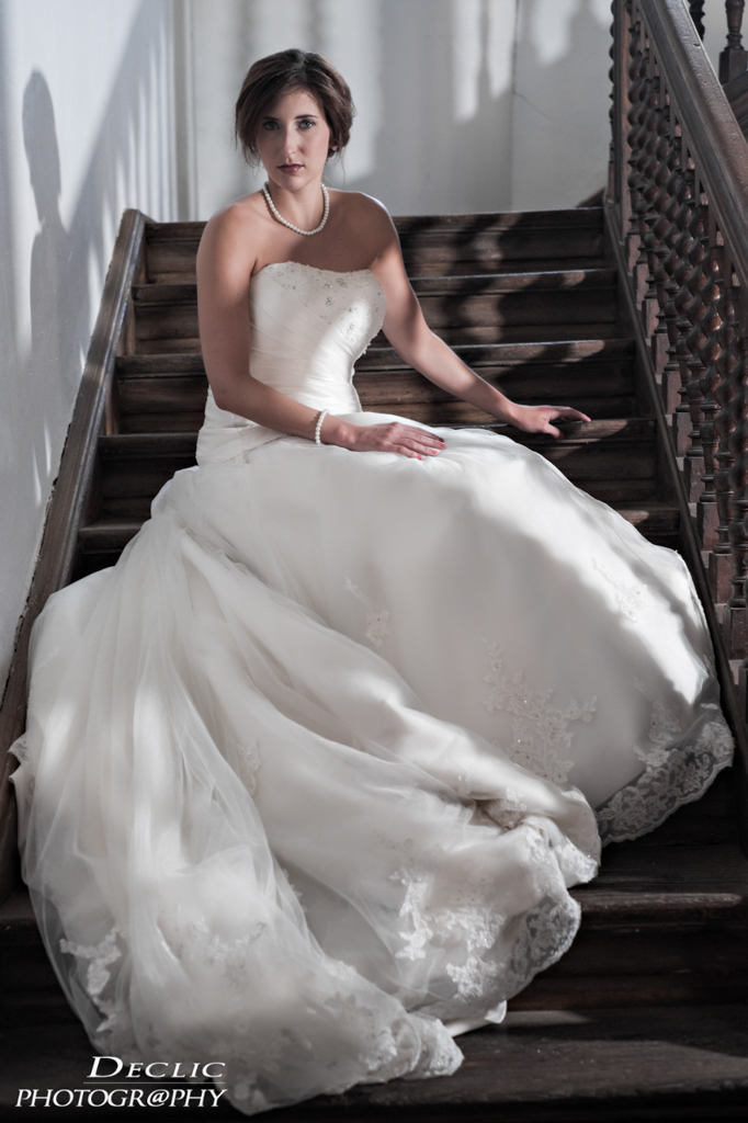 weddingdress castel
