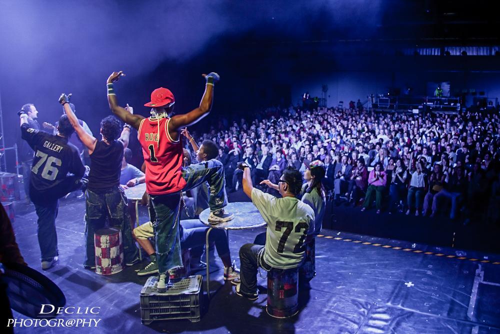 Concert jeune Bruxelles