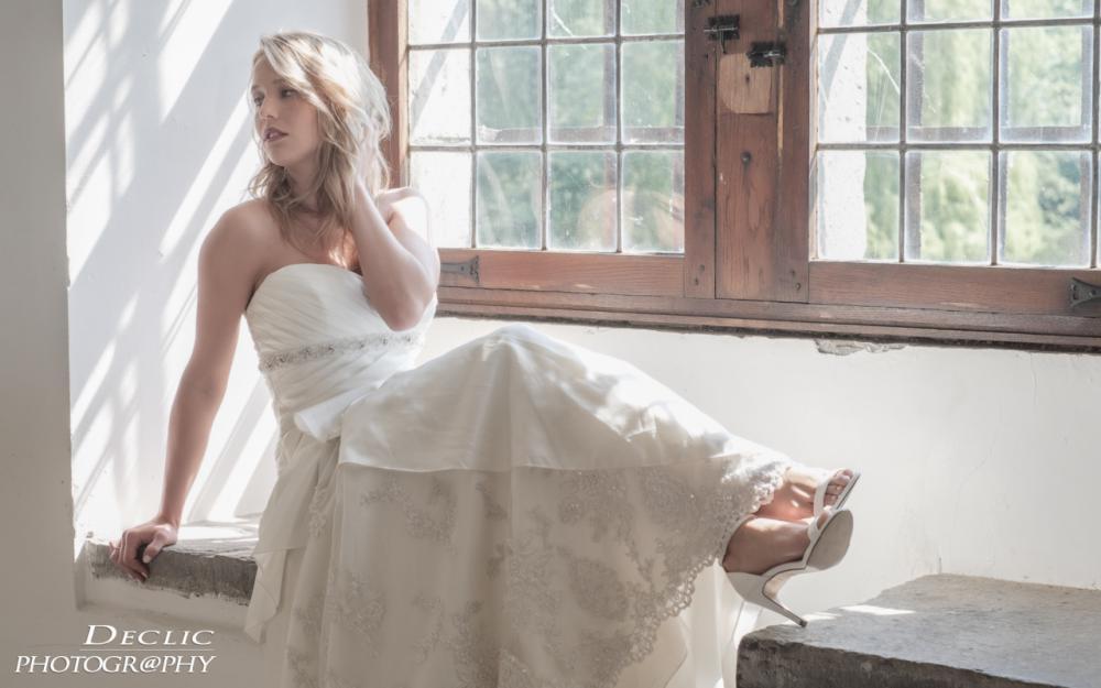 portrait weddingdress declic