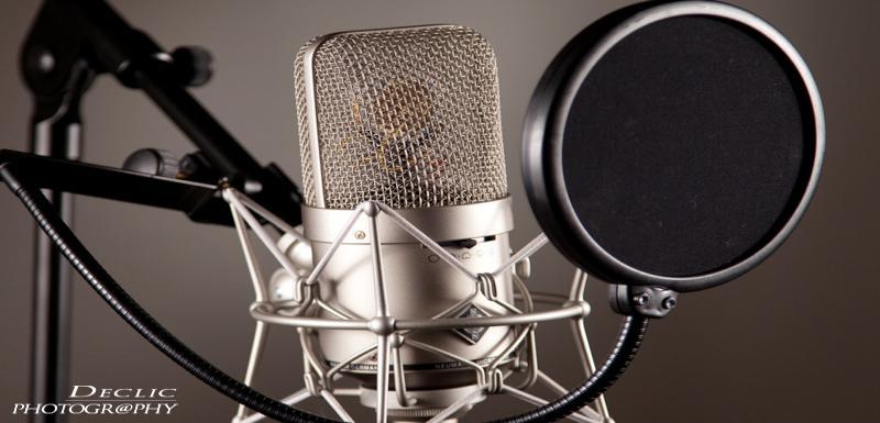 micro pour mes interviews audio